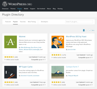 wordpress.org-plugin-directory